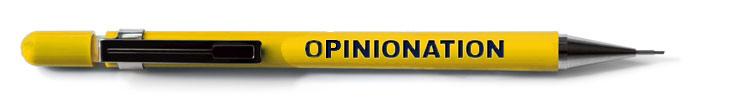 Opinionation-pencil